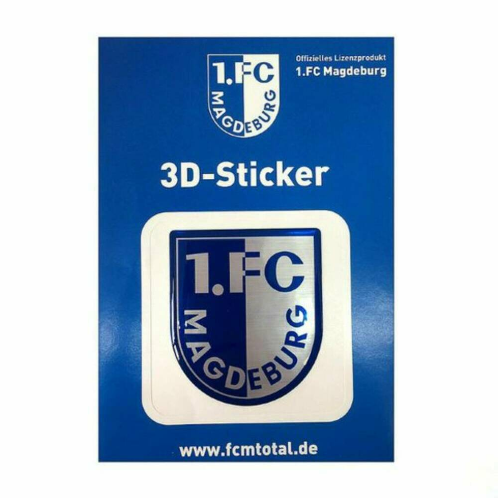 3D-Sticker Colour Logo Aufkleber