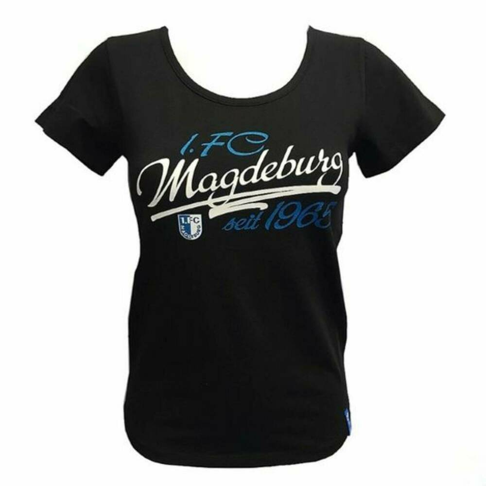 Lady T-Shirt Black