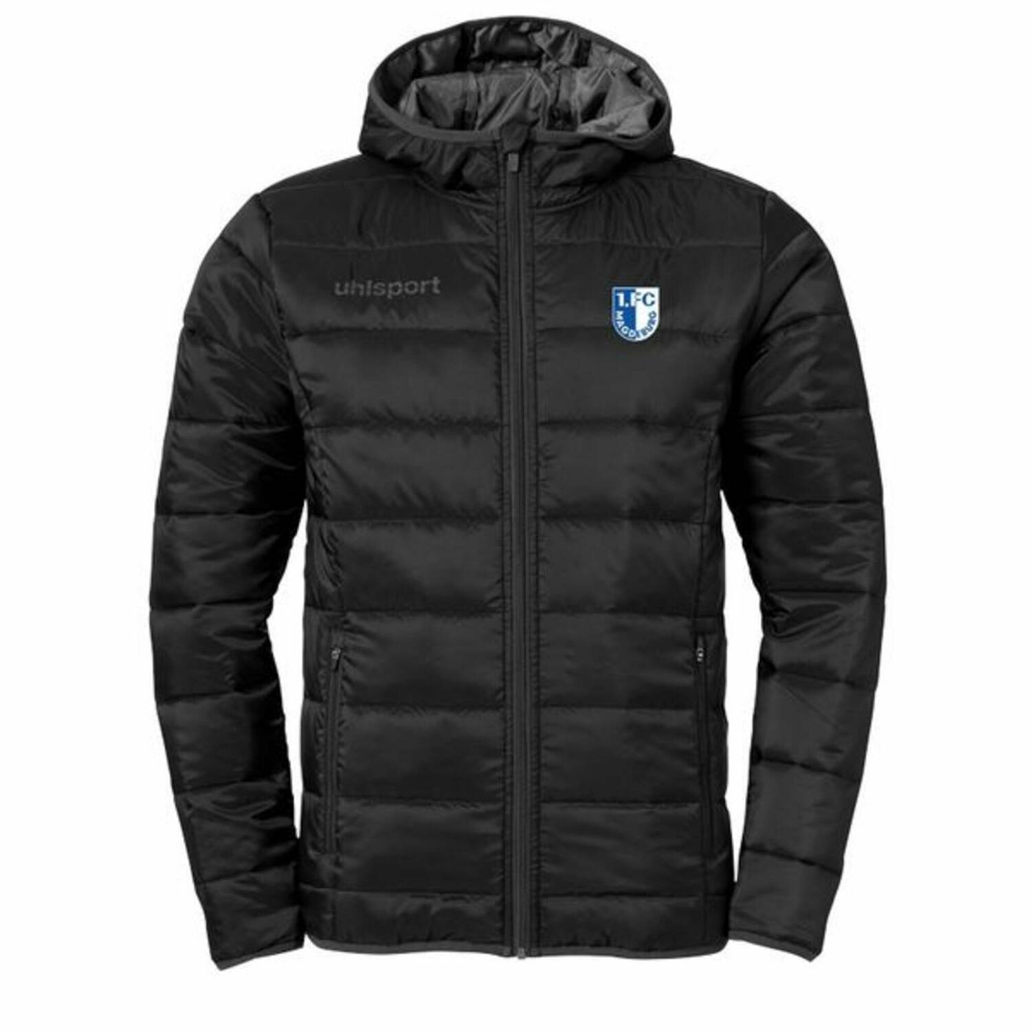 Uhlsport Essential Ultra Lite Down Jacke schwarz